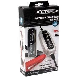 XS0.8 12V caricabatterie...