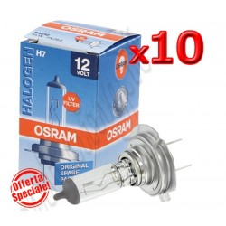 H7 lampada alogena Osram...
