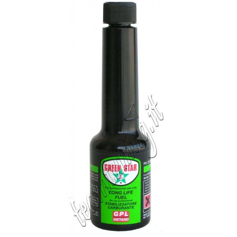 Stabilizzatore Carburante - Long Life Fuel 125 ml prodotto uso professionale motori benzina Green Star