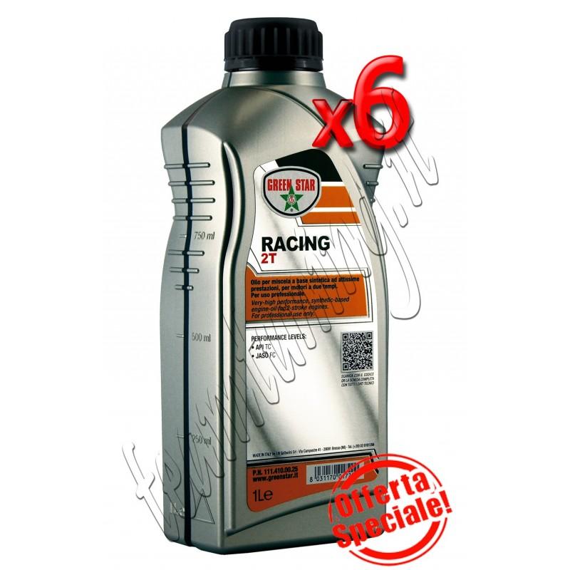 olio-motore-2t-semisintetico-6x-lt1-per-miscela-moto-ad-altre-prestazioni-per-motori-due-tempi-api-tc-jaso-fc-green-star-