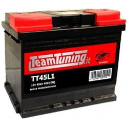 45AH 400EN positivo DX Power Frame, batteria auto, batteria avviamento auto misure, 207x175x190  S45L1, 545412040,