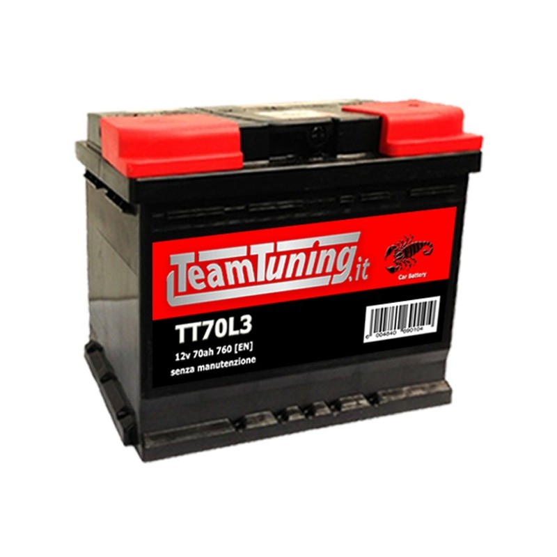 70AH 640EN bassa positivo DX Power Frame, batteria auto, batteria avviamento auto misure, 278x175x175, S70LB3, 570144064