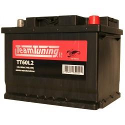 60AH 540EN positivo DX Power Frame, batteria auto, batteria avviamento auto 242x175x190 SP60L2, S60L2, 560408054