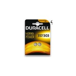 DURACELL 357/303