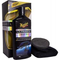 MEGUIAR'S CERA ULTIMATE G-18216-G18216-G18216EU, cera liquida per auto 473ml