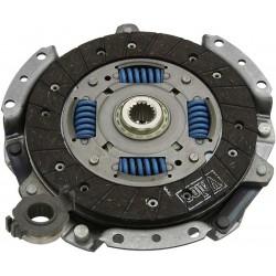 Citroen AX (ZA-_) 1.4 1360cc GTi 06.1991 - 12.1996  KW69 HP 94 KIT FRIZIONE VALEO 3PZ D.180 801021 – 801289 oe 205008