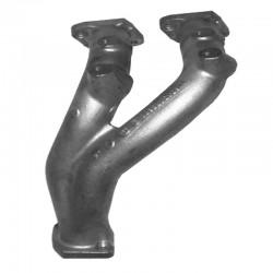 Collettore ghisa 2° 3° cilindro Alfa 75 Giulietta-Alfetta-GTV 85-92 60521084-60521520-60724917