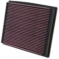 33-2125 K&N Filtro aria sportivo AUDI A4 A4 2.7i S4 (265 cv) 33 2125 03/1998 - 02/2003