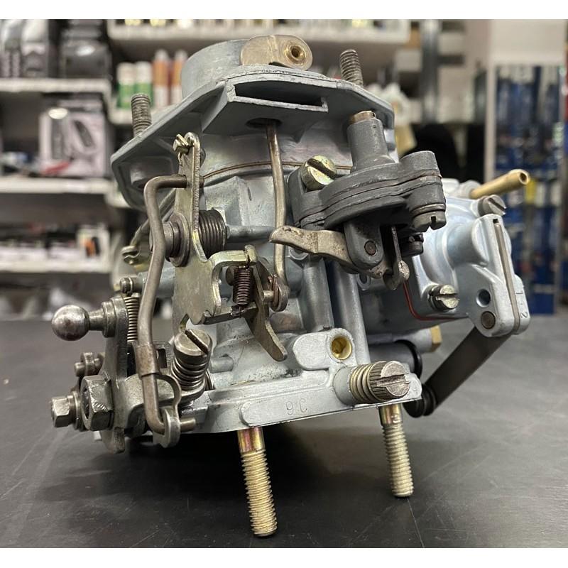 Carburatore doppio corpo in ottimo stato, Holley licenza weber fiat 850 coupe', spider special 23/21 carburetor
