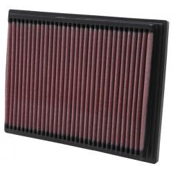 33-2070 Filtro aria sportivo LAVABILE K&N Bmw Serie 3 E36, 16i - 318i - 320i - 325i - 323i - 328i - M3