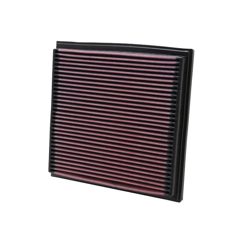 33-2733 Filtro aria sportivo lavabile K&N Bmw Serie 3 E36 316IS 318IS
