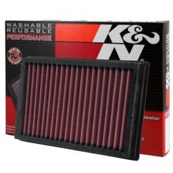 33-2874 Filtro aria sportivo Lavabile K&N Ford Focus Mk2 1.6TDCi 04-