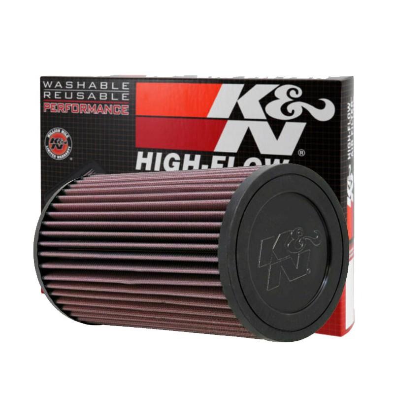 E-2993 Filtro aria sportivo Lavabile K&N Ford Focus Mk2 1.4i-1.6i-2.0i-2.5T-1.6TDCi-1.8TDCi-2.0TDCi 2007-