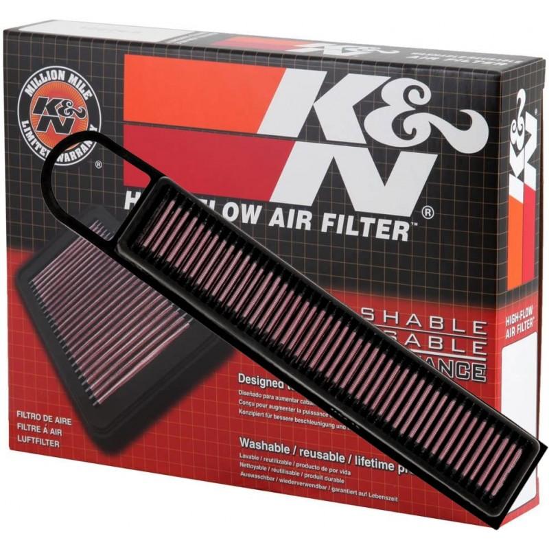33-2941 Filtro aria sportivo Lavabile K&N Citroen DS3  1.4i-1.6i dal 2010-