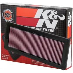 33-2936 Filtro aria sportivo Lavabile K&N Citroen DS3  1.6i turbo dal 2010-