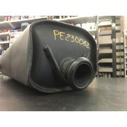 PEUGEOT 106 Rally, xsi 14cc, 16cc dal 1991 al 1996 catalizzato PE230062 marmitta acciaio uso sportivo CSC 2 tubi DTM omologata