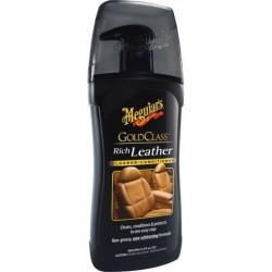 MEGUIAR'S G-17914EU Gold Class Rich Leather Cleaner / condizionatore Lederreinigung- e cura 400 ml