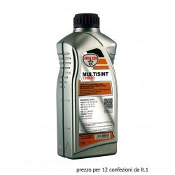 0w40 Multisint 12x1 litri olio motore Green Star VW 500.00 VW 501.01 VW 505.00 MB 228.3 M B229.1 FIAT 9.555.35-D2 9.555.35-G2