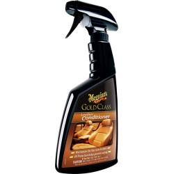 Meguiar´s G18616EU Meguiars Gold Class Leather & Vinyl Conditioner Spray-Condizionatore Pelle e Plastica 473ml