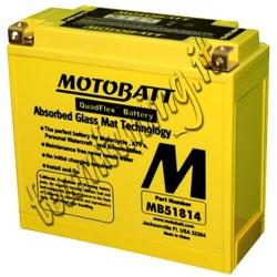 MotoBatt MB51814 12v 20ah...