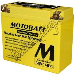 MotoBatt MBT12B4 12v 11ah...