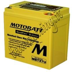 MotoBatt MBTX7U 12v 0,8ah...