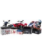 Batterie-Moto